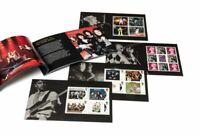Great Britain 2020 Queen Music Giants Prestige Stamp Booklet MUH
