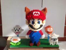 Tanooki  Super Mario + extra  (1830 pieces)