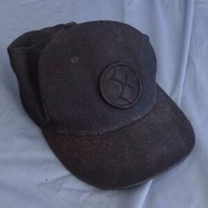 Pittsburgh Steelers Reebok Baseball Hat Cap Fitted 7-3/8 dq