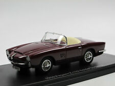 Esval models 1959 Pegaso z-102 Spider by serra Maroon 1/43 - Limited Edition