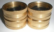 "FITTING BOBHART INDUSTRIES BG-203-12 3/4"" LAWN GARDEN HOSE SWIVEL COUPLING 2 PCS"