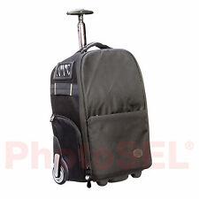 PhotoSEL BG501 Roller Camera Bag for SLR DSLR Lens Laptop 15 inch