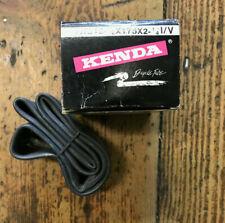 Retro Kenda 12 1/2 x 1.75 - 2 1/4 Inner Tube - Italian Valve. Pram / Pushchair