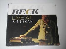 Beck - Live At Budokan CD NEW/STILL SEALED FREE S&H