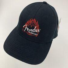 Fender Museum Signed Joe? Ball Cap Hat Fitted L/XL Baseball