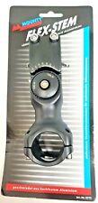 MOUNTY Accessories Flexible Stem, Black, 31.8 MM, 0772CS X 90