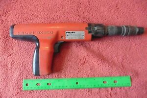 Hilti DX 350 Powder Actuated Fastening System Tool