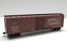 HO Scale - ATSF Santa Fe Box Car Train #11025
