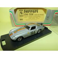 FERRARI 250 TDF N°164 TOUR DE FRANCE 1958 BEST BOX 8431 1:43