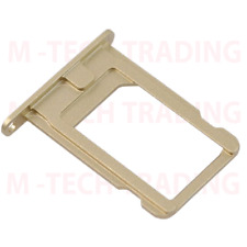 !NEW REPLACEMENT IPHONE 5S 5SE GOLD SIMTRAY SIMCARD HOLDER TRAY SLOT PART