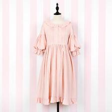 Japanese Mori Girl Sweet Kawaii Lolita Palace Elegant Doll Collar New Dress