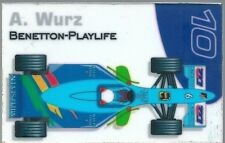 Aimant magnet Prost 1999 Formule 1 Formula 1 F1 Alexander Wurz Benetton Playlife