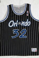 Vintage Champion Orlando Magic 1994 #32 Shaq O 'Neal Basketball Jersey: Large