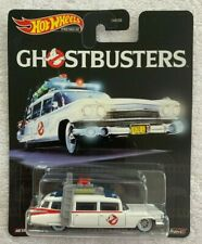 "Hot Wheels Real Riders  ""Ghostbusters"" Free Shipping!"