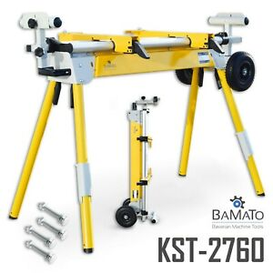 BAMATO Maschinenständer KST-2760 Kappsägen Untergestell Kappsägenständer
