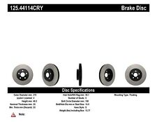 High Carbon Alloy Brake Disc fits 2000-2008 Toyota Celica Corolla,Matrix  CENTRI