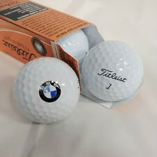 BMW Titleist ProV1 Golf Balls White Brand New PRO V1 80270411174