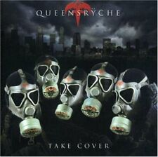 QUEENSRYCHE TAKE COVER 2007 PROGRESSIVE HEAVY METAL MUSIC CD NEW