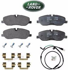 Land Rover LR3 Front Disc Brake Pad Retaining Clip Set & Wear Sensor KIT Genuine