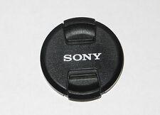Sony OBIETTIVO COPERCHIO FRONT COPERCHIO cappuccio OBIETTIVO LENS CAP 49mm alc-f49s