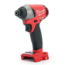 """MILWAUKEE M18FID-0 18V FUEL BRUSHLESS 1/4"""" HEX DRIVE IMPACT DRIVER"""
