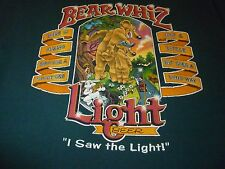 Bear Whiz Vintage Shirt ( Used Size L ) Very Good Condition!!!
