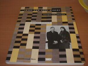 Anni und Josef Albers Bauhaus Retrospektive