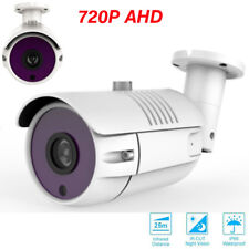 CCTV 720P AHD 1.0MP Bullet Security Camera 1500TVL HD Outdoor IR-CUT with DVR