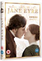 Jane Eyre DVD (2012) Mia Wasikowska, Fukunaga (DIR) cert 12 ***NEW***
