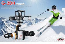 Walkera G-3DH 360 Omnidirectional 3 Axis Brushless Gimbal iLook / iLook+ / GoPro