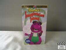 Barney - Barneys Imagination Island VHS, 1994, Professor Tinkerpot, Sharing
