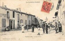 CPA 54 VILLEY LE SEC LA RUE DU FORT