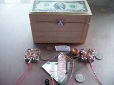 WISH MACHINE RADIONICS WISH BOX w/t Generator ORGONE Amplifier - Manifest Wishes