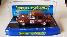 SCALEXTRIC C2757 FORD Escort MK1 Colibri N°1 new in box