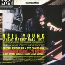 Neil Young : Live at Massey Hall [cd + Dvd] CD (2007) ***NEW***