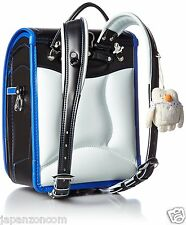 Kyowa 03-05736 Fuwaryi bag Combi Black / Royal Blue JAPANESE SCHOOLBAG