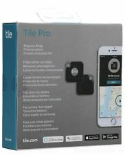 Tile Pro Black with Replaceable Battery