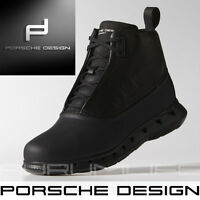 Adidas Porsche Design Shoes Mens Winter Warm Bounce Black Boot Boost UK 7.5 8 9