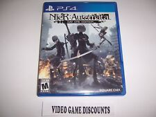 Original Box Case Replacement for Sony PlayStation 4 PS4 NIER AUTOMATA