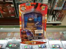 """BBC - Doctor Who Assault Dalek 5"""" Figure 2007 Comic Con Exclusive - SEALED"""