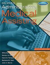 Delmar's Administrative Medical Assisting with Premium Website Access Code