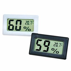mini Wetterstation Thermometer Hygrometer Luftfeuchtigkeit Temperaturmesser NUE