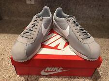 Nike Classic Cortez Nylon Wolf Grey 11, 12, 13
