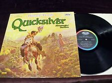"QUICKSILVER MESSENGER SERVICE ""HAPPY TRAILS"" LP 1969 YOUNGBLOODS SAVOY BROWN ETC"
