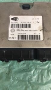 2013-2016 Dodge Dart TCM transmission computer 68210293AA