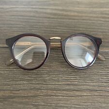 Cutler And Gross 1060 Red Frames