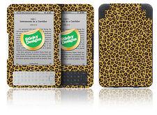 Amazon Kindle 3 - Leopard Pelz Vinyl Skin Aufkleber Hülle Abdeckung