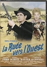 """DVD """"LA RUEE VERS L'OUEST"""" """"- Glenn Ford, Maria Schell,NEUF SOUS BLISTER"""