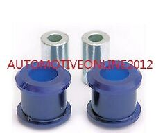 SUPERPRO MAZDA RX7 SERIES 6 7 8 REAR TOE CONTROL ARM OUTER BUSH KIT BUSHING 13B