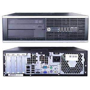 HP Windows 10 Computer Core i5 2ND GEN 16GB 256GB SSD+ 500GB HDD Desktop PC WiFi